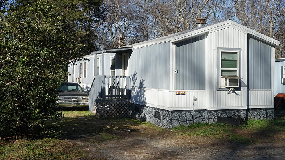 Lot at Mauldin Mobile Home Park